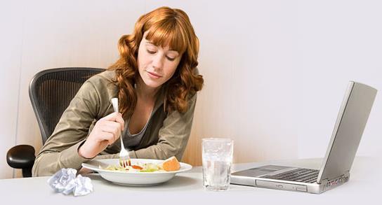 Рисунок 1 - Питание в офисе