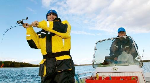 Рисунок 1 - Заработок на советах о рыбалке